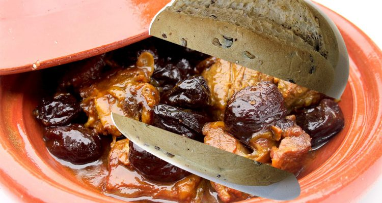 broodje zaalouk gerookte aubergine speltbroodje