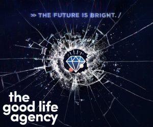 The Good Life Agency en Black Mirror - Bestweter
