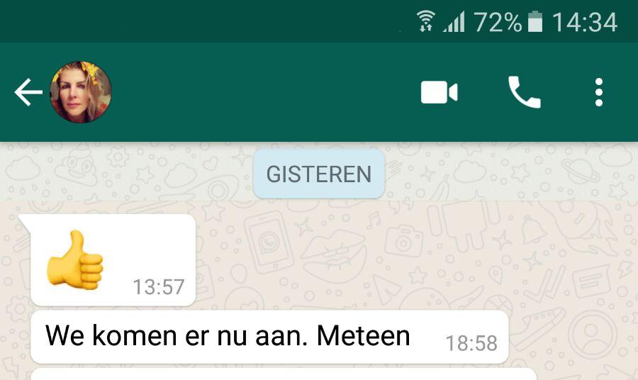mama whatsapp medelijden Bestweter