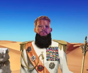 Dictator woestijn zowie van den goorbergh - Bestweter